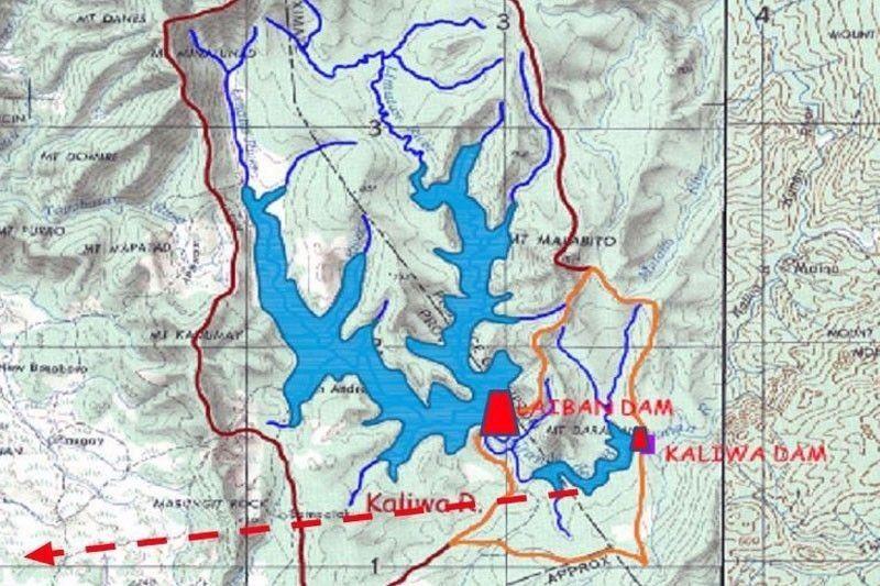 Militiamen to secure Kaliwa Dam project