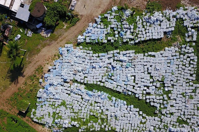 Water meant for Puerto Rican hurricane victims dumped on farmland