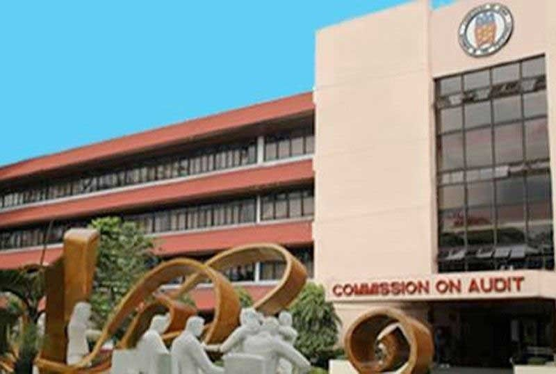COA recommends probe of ex-GSIS chief Garcia, 9 others
