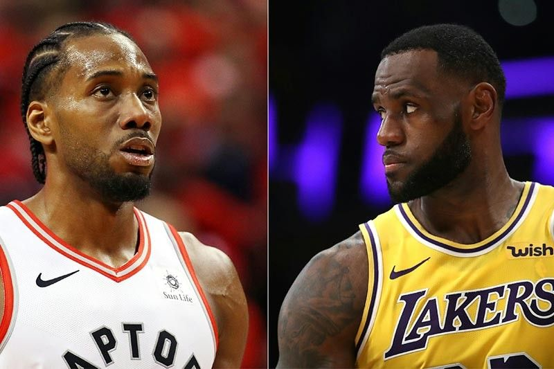 Christmas Day Nba Games 2019.Lakers Clippers La Clasico Banners Nba Christmas Day