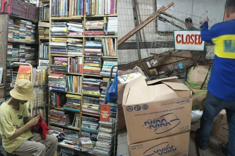 �Books from Underground� may re-open at Lagusnilad Underpass as legitimate business, Isko says