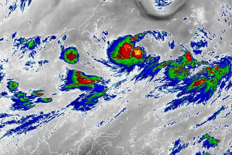 'Hanna' seen to develop into severe tropical storm within a day