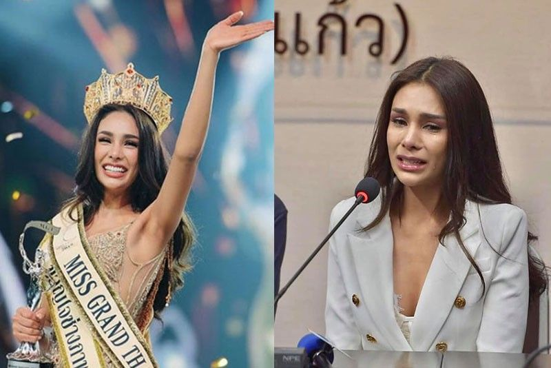 Thai beauty queen who called Catriona Gray �fat� files cyberbullying raps