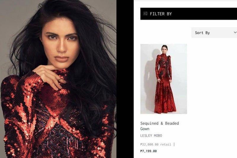 Miss Universe bet Gazini Ganados shares how she got designer's 'missing' gown