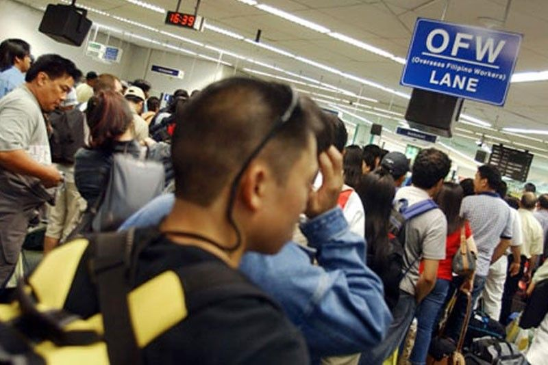 Stranded OFWs seek gov't assistance as costs to go back to China skyrocket