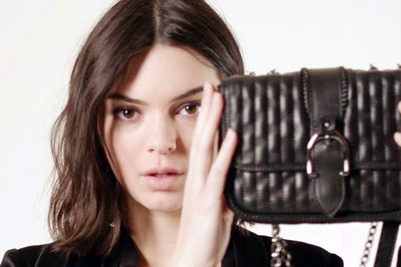 Keeping up with Kendall Jenner and her Longchamp bags