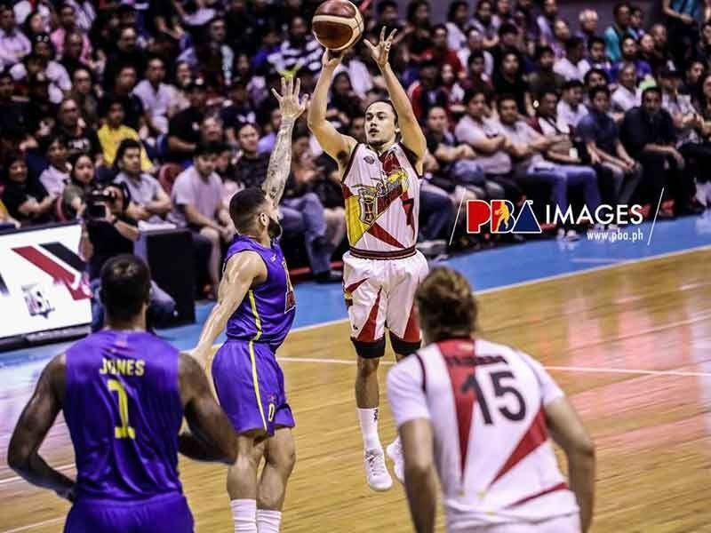 SMB's Romeo named PBA Commissioner's Cup Finals MVP