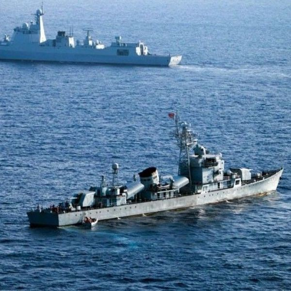 Philippine security officials have been expressing concern over the entry of Chinese warships in Philippine waters, the latest of which is the passage of three vessels through Sibutu Strait in Tawi-Tawi this month.