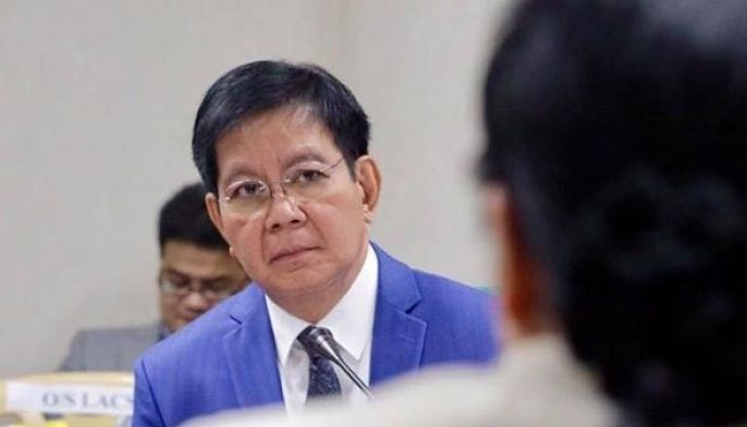 In this October 2017 file photo, Sen. Panfilo Lacson, then chair of Senate committee on public order and dangerous drugs, called the latest Pulse Asia results �disturbing to some and dangerous to many.�