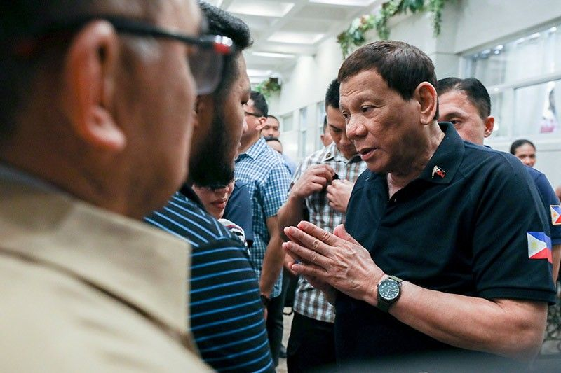 Duterte enjoyed chance to go motorcycle-riding during absence from public eye