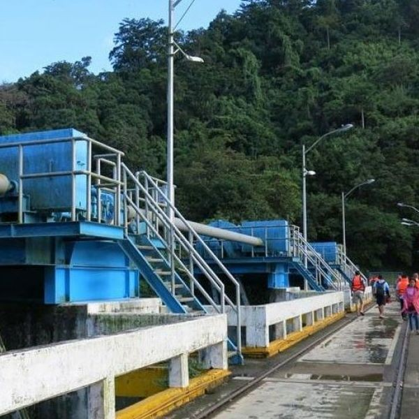 The company will build the P12.2-billion dam in Quezon to supply an additional 600 million liters of water per day to Metro Manila.
