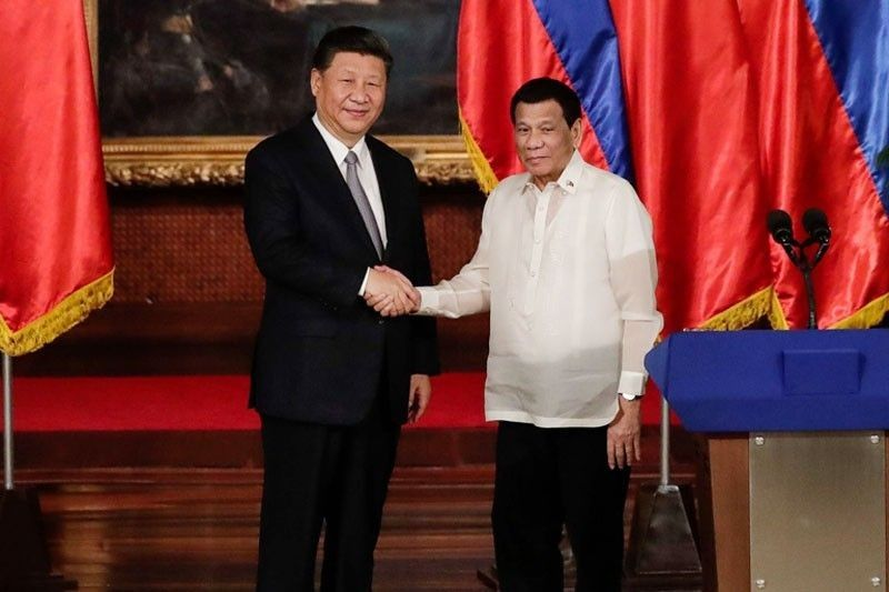 Duterte to visit Beijing for 5th time amid China sea tensions