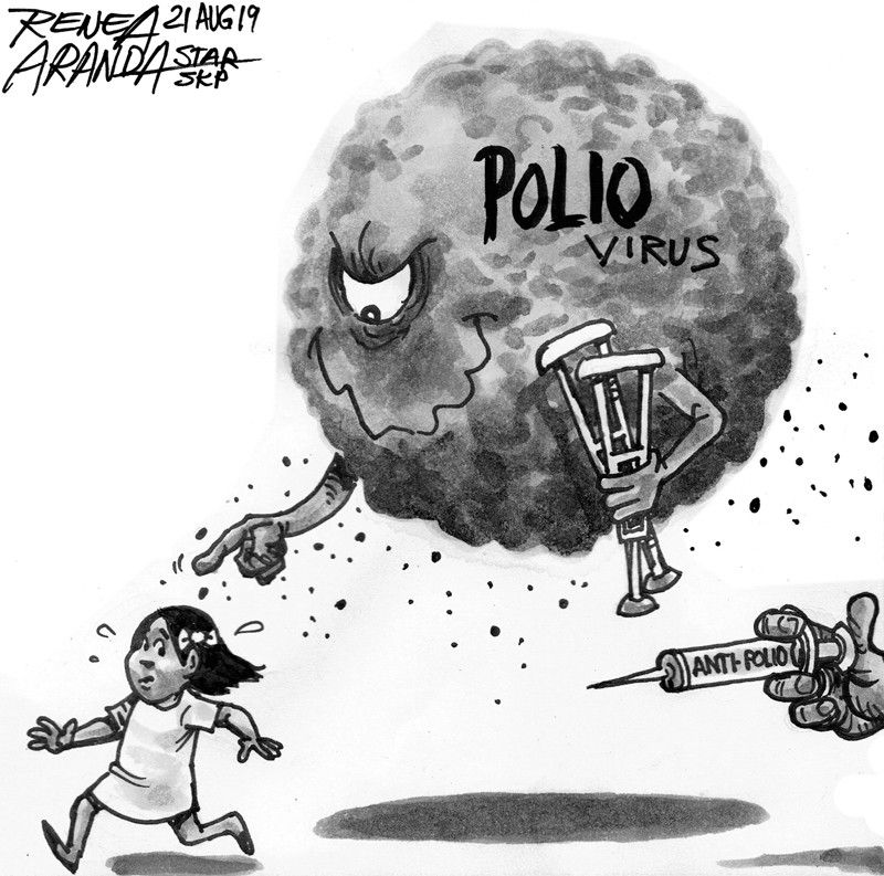 EDITORIAL - Back to polio vaccination