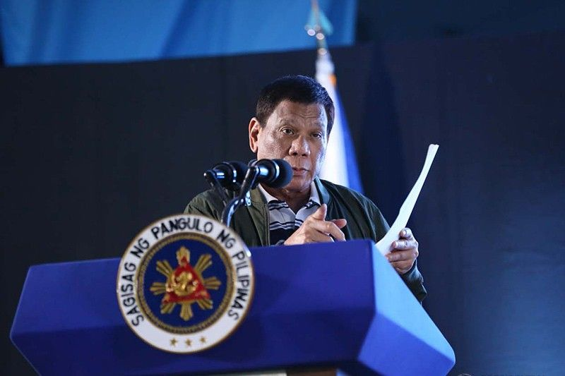 Duterte says BIR the next agency to be cleansed