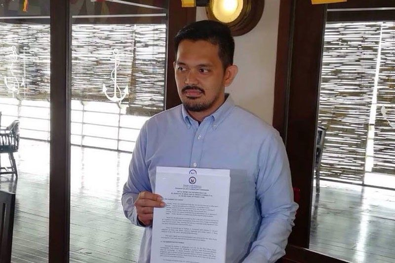 Greco Belgica may be earning more than P100,000 a month