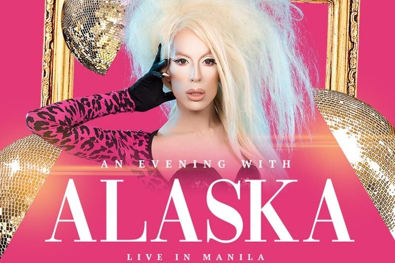 Spend an evening with 'Drag Race' royalty Alaska in her Manila show