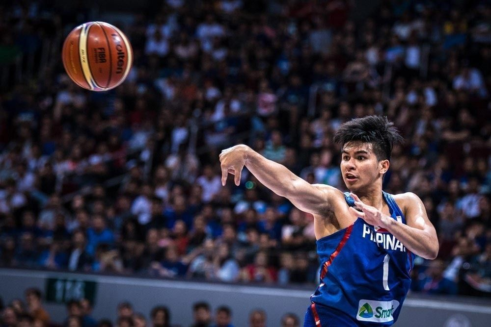 Kiefer Ravena raves about joining Luka Doncic, Zion Williamson with Jordan brand