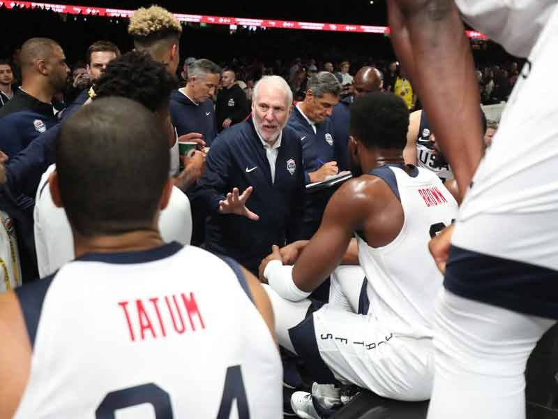 Rivals sense chance to end US reign at FIBA World Cup