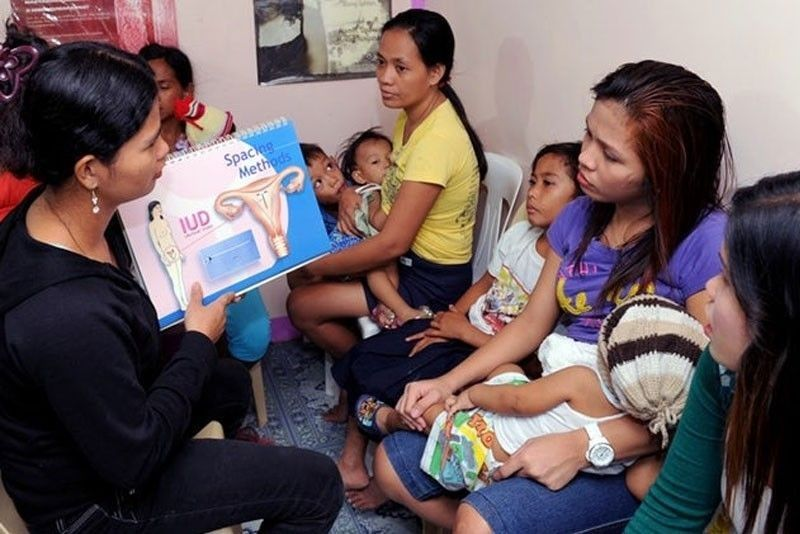 Deped High Dropout Rate Due To Teenage Pregnancy -1732