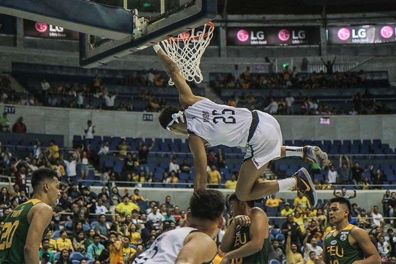 Ricci Rivero's highlight dunk catches US sports website's eye