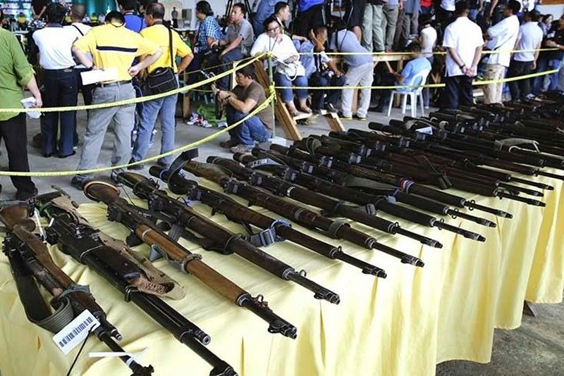 12,000 MILF fighters decommissioned today