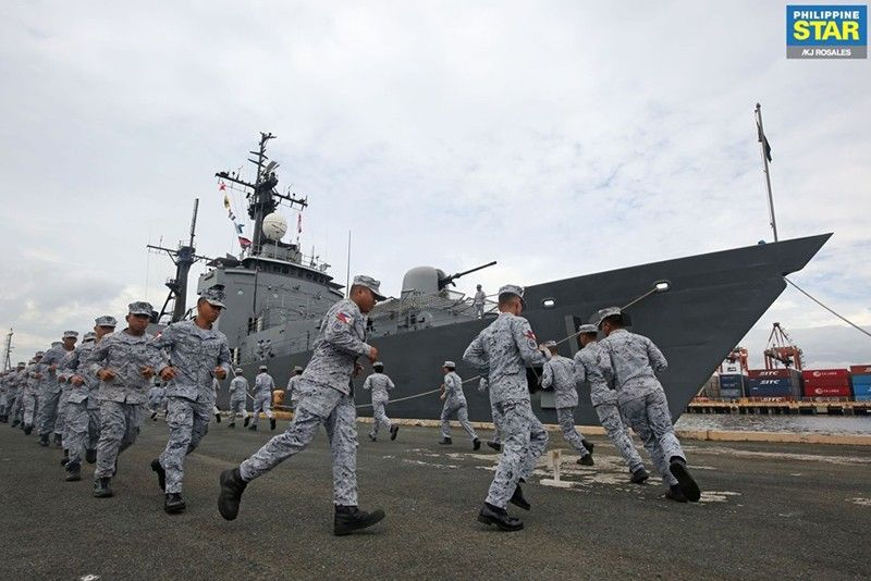 Philippines acquires 3 more new warships – AFP