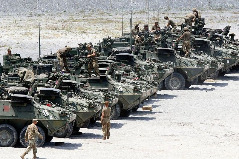Over 300 Phl-US military activities set