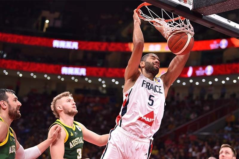 France turns back Australia, clinches bronze in FIBA World Cup