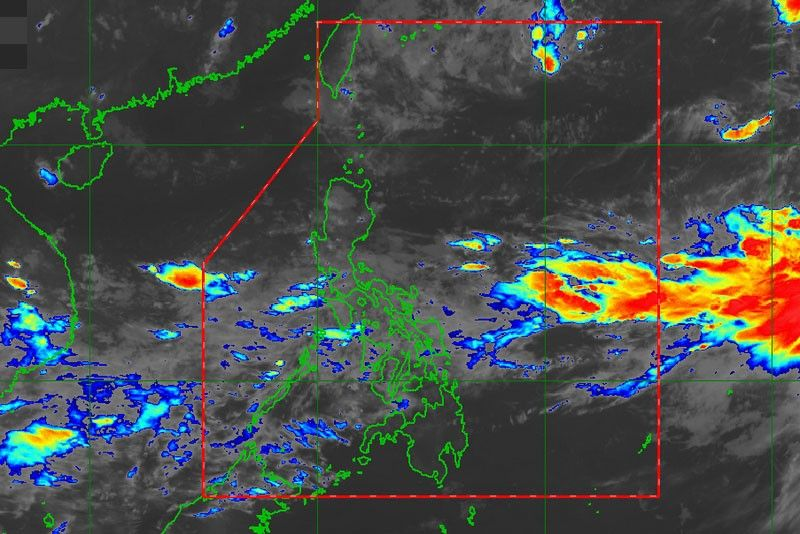 No storms in next few days, but rains persist