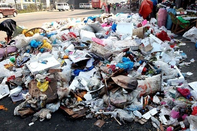 Worth P25.2 million: Firm bags trash collection deal