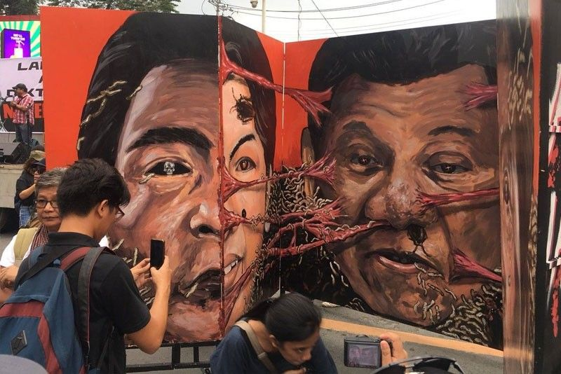 1972 martial law commemoration, protest set on Friday