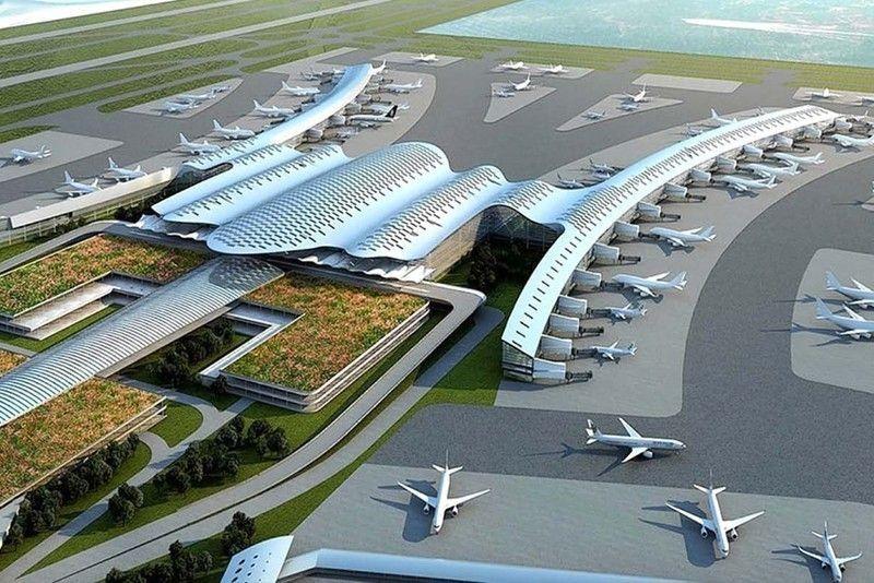 Bulacan airport