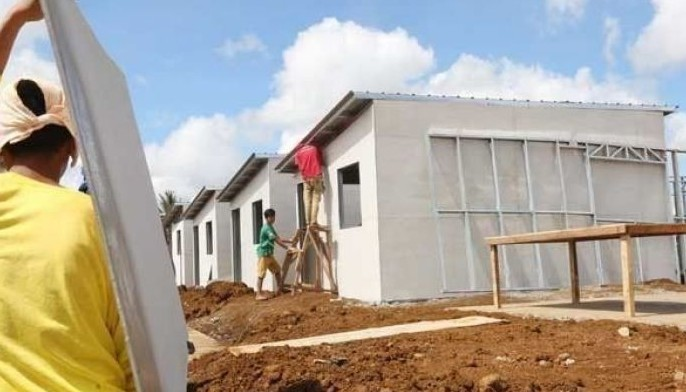 In his speech, Labella said the two buildings will be the template of the more housing projects his administration will implement in consonance with his administration�s thrusts --- �provide home for the homeless.�