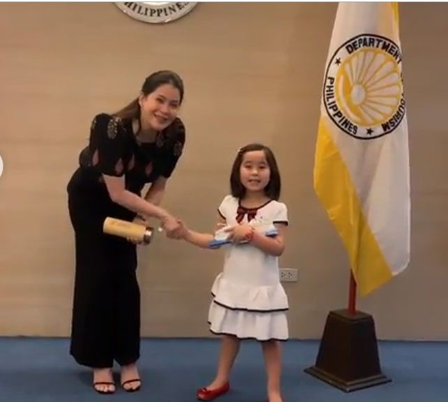 Scarlet Snow Belo named new Tourism ambassador