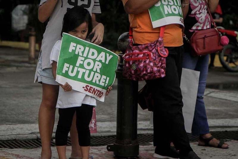 'Something we can't postpone': Filipinos urged to demand urgent action vs climate crisis