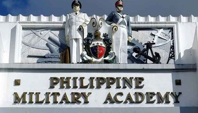 File photo shows Philippine Military Academy in Baguio City.