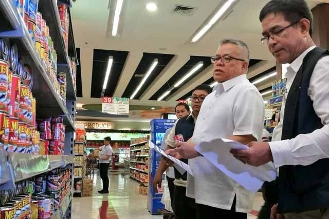 DTI reviews proposed price hike on noodles, canned goods