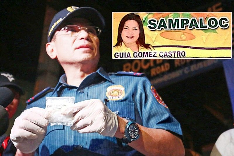 �Drug queen� named, but out of the Philippines
