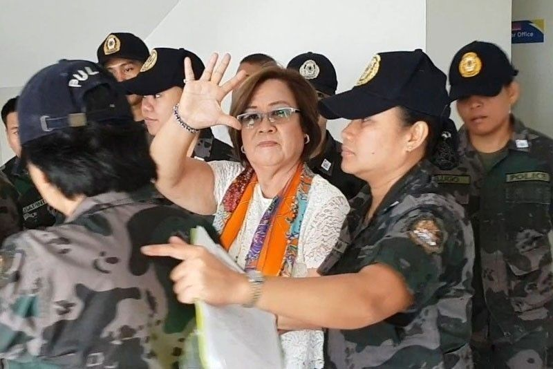 US Senate panel adopts call to bar Philippine officials involved in De Lima detention