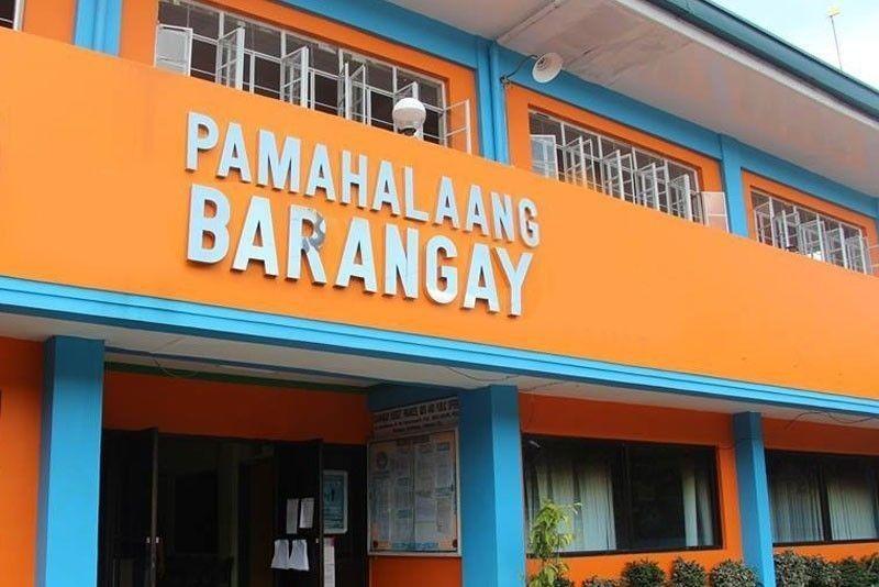 Longer term sought for barangay execs