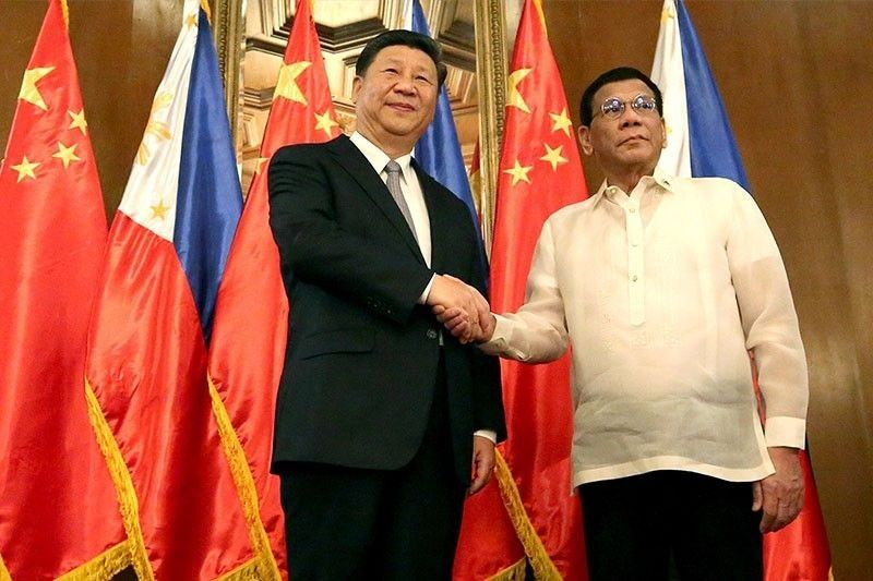 Palace says Philippine-China ties 'better than ever'