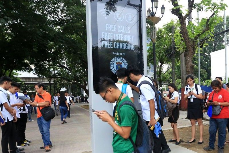 DICT ramps up free WiFi hotspots