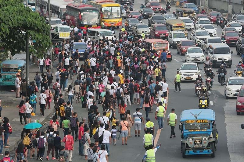 Inconvenience not the goal of transport strike, MMDA spokesperson told