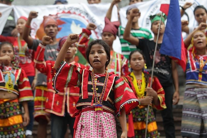 Lumad students reported missing are in military camp � report