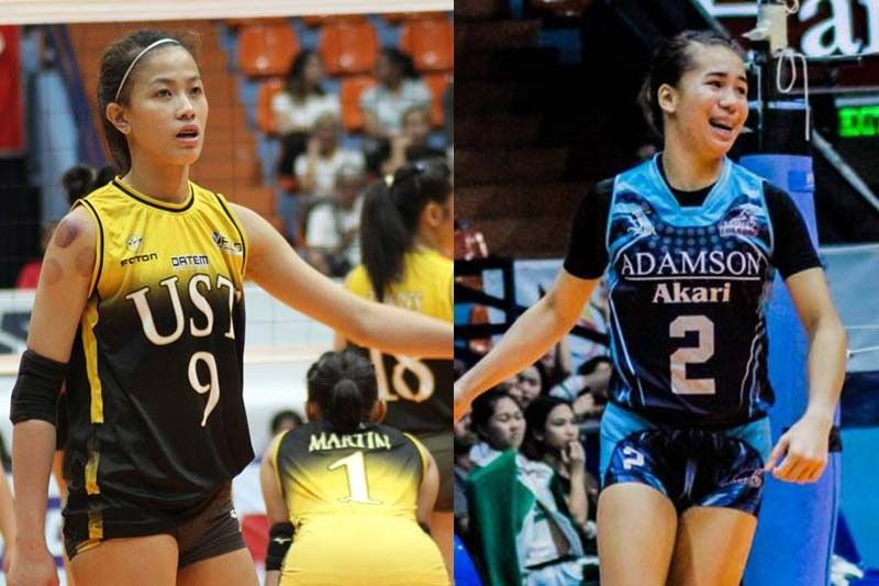 Lady Falcons, Tigresses force PVL �rubber�