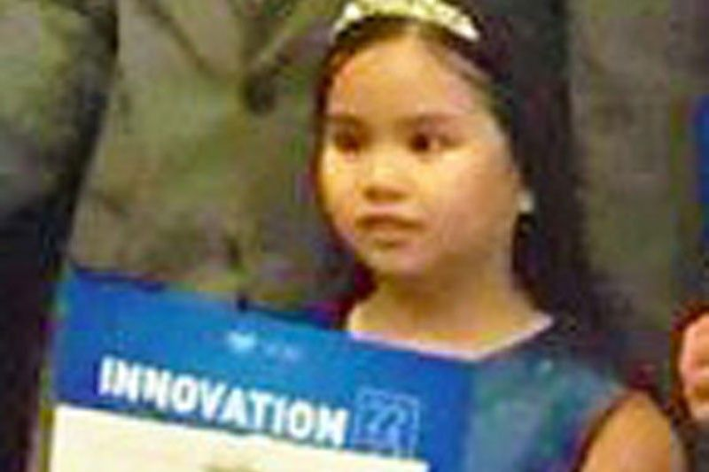 Pinoy kid among winners in aircraft design competition