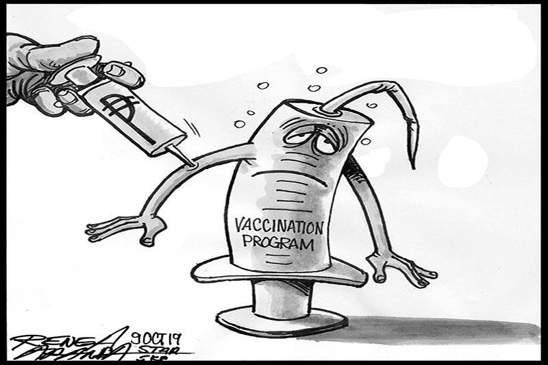 EDITORIAL – Back to immunization