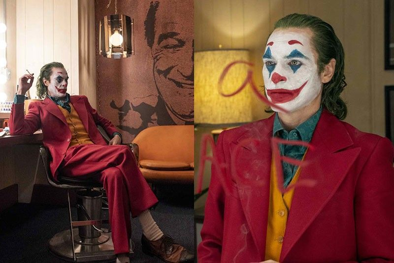 Get the look: Joaquin Phoenix's 'Joker' for Halloween