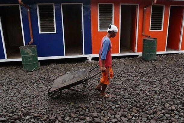 'File raps vs NHA execs over Yolanda housing'