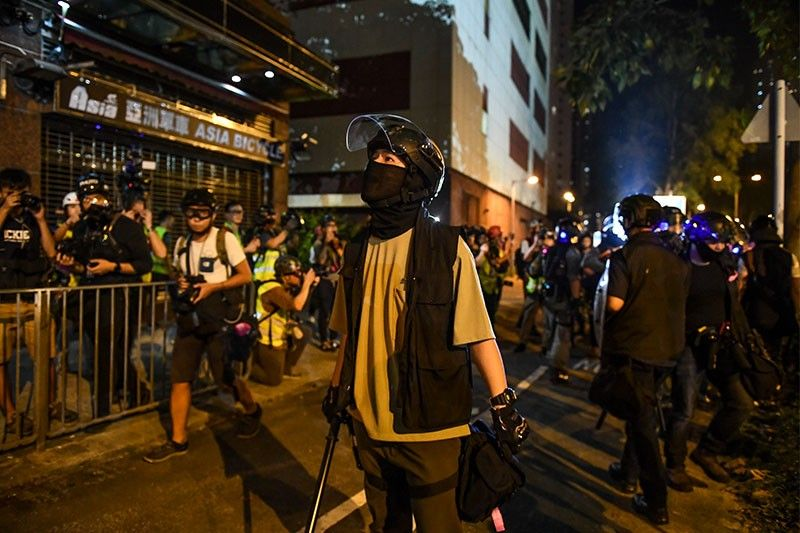Apple pulls Hong Kong app used by protesters after China warning